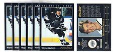 1X WAYNE GRETZKY 1993 94 Pinnacle #400 Lots Available Kings Blues Oilers