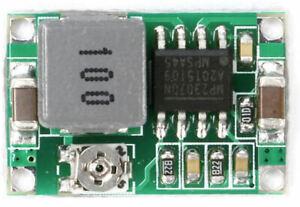 3A Mini DC-DC step down converter volt regulator 5V-23V to 3.3V 6V 9V 12V TW HS