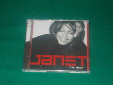 Janet Jackson Janet the Best  2CD