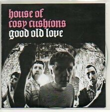 (212D) House of Cosy Cushions, Good Old Love - DJ CD