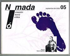 Nomada Revista Literaria Creacion Teoria Critica 2000 Puerto Rico Gay Genero