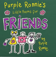 Purple Ronnie's Little Poems for Friends, Purple Ronnie | Hardcover Book | New |