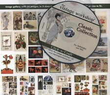 Tela Artes Classic Collection Kit (Cd) Vintage Taller