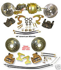 1964-72 Chevelle & El Camino 4 Wheel Disc Brakes