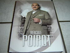 16581 HERCULE POIROT SAISON 1 COFFRET  DVD 10 EPISODES COFFRET NEUF MAIS DEBALLE