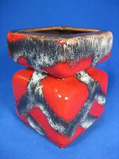Unusual 70´s design Jopeko Keramik pottery vase 310 / 11  ##   810 / 11 ???