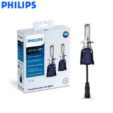 Philips H7 11972UEX2 Ultinon Essential LED Auto Headlight 6000K White Lamps Pair