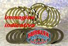 Clutch Discs Fibres + Bare Kawasaki ZX-750R 1993-1995 SURFLEX