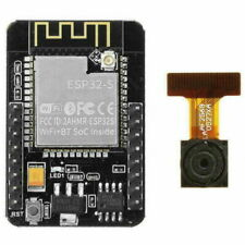 Esp32-cam WiFi Bluetooth Development Module With Ov2640 Camera 5v Board