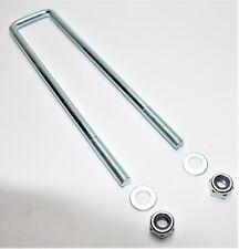 U Bügelschraube M 10 verzinkt LH 230 mm LW 42 mm auch als Zurrbügel NEU U23042