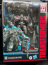 New listing Transformers Studio Series Revenge of the Fallen Sideswipe #78 New