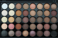 Cosmetic Matte Eyeshadow Cream Eye Shadow Makeup Palette Shimmer Set 40 Color