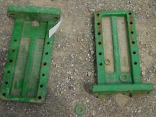 Pair Of John Deere 4020 Tractor Fender Brackets Tag 469