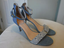 11c1589ae8d NEW NORDSTROM BP. ANKLE STRAPPY BUCKLE HIGH HEELS OPEN TOE CLASSICS SANDALS  11 M