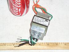 NEW CIN-TRAN 40 VA WATT BOX MOUNT POWER TRANSFORMER 120V / 26.5 VAC 30-BD2434