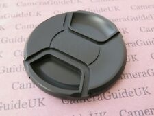 77mm Centre Pinch Front Lens Cap Universal Snap-on for all Lenses