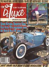 Car Kulture Deluxe #76. Econoline Buick tudor roadster Customline Mercury
