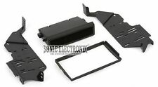 Scosche NN1641B Single/Double DIN Dash Install Kit for 2007-up Nissan Sentra