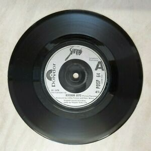 Sham 69 – Hersham Boys 7'' UK 1979  Polydor – POSP 64 EX+