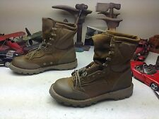 DANNER USMC RAT HOT MILITARY USA LACE UP ENGINEER DRILL BOSS BOOTS 12D