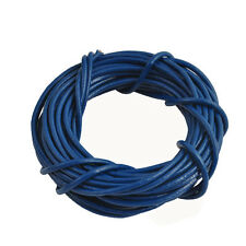 New 5 M Real Leather Necklace Charms Rope String Cord 1.5 2.0 mm For DIY Jewelry