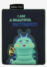 New With Tags! Loungefly Disney Pixar A Bug's Life Heimlich Butterfly Cardholder