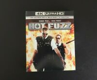 Hot Fuzz 4K Ultra HD Blu-ray - UHD Bluray