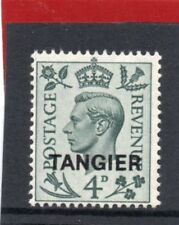 Morocco Agencies, Tangier GV1 1949 4d.grey-green sg 264 VLH.Mint