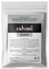CALVANI Building Fibers Refill: Thickening Fibres, Hair Loss Concealer Thickener