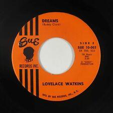 Northern Soul 45 - Lovelace Watkins - Dreams - Sue - VG+ mp3