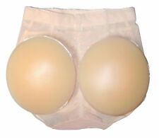 Shaper Panty with Removable Silicone Butt Pads Brief Underwear Power Shapewear