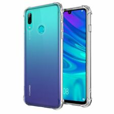 For Huawei Honor 10 Lite Ultra Slim Shockproof Silicone Clear Cover Case