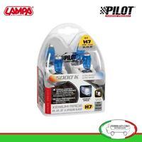 2 Lampade H7 alogene Xenium Race 12V 5000K 55W + 50% - Lampa Pilot 58179