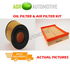 DIESEL SERVICE KIT OIL AIR FILTER FOR OPEL CORSA 1.7 101 BHP 2003-06
