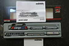 "Marklin spur z scale/gauge. ""Swiss Freight Transport"" Train Set. VERY RARE."