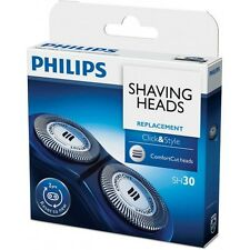 Philips SH30/20 S7 Series Dual Pack Rotary Foils and Cutting Blades