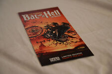 Jim Steinman's BAT OUT OF HELL, THE MUSICAL. Manchester Flyer, Meat Loaf