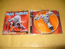 Iron Maiden A Real Live Dead One 2 cd Raw 1998 cds are Ex/ Booklet is Very good