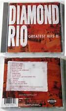Diamond Rio Greatest Hits II... 2006 USA Arista CD Top