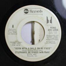 Pop 45 Stephanie De Sykes (With Rain) - Born With A Smile On My Face / Born With