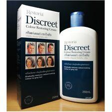 3X Restoria Discreet Cream Grey Hair Treatment 250 ml Expedited Shipping