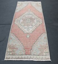 Decorative rugs,Turkish Oushak Rug,area small rug,vintage carpets,Bathroom rugs