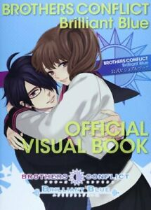 Brothers Conflict Brilliant Blue Official Visual Book Japanese Anime Art Book