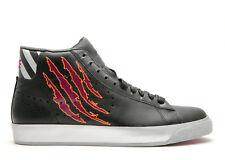 2009 Nike Blazer Mid Premium Sample SZ 9 Godzilla Black Silver 375723-001