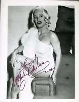 MAMIE VAN DOREN PSA DNA Coa Hand Signed 8x10 Photo Autograph Authentic