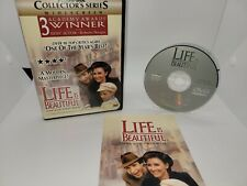 Like New, Dvd - Life Is Beautiful Collectors Series Complete