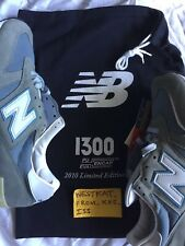 DS from 2010! 2010 US10.5 M1300JP MADE IN USA NEW BALANCE 25th ANNIVERSARY OGall