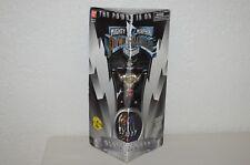 Mighty Morphin Power Rangers MMPR - Black Ranger Figure Movie Edition NIB Bandai