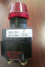 ALLEN BRADLEY 800H PR16 Pilot Light with Red Lens  120V  800H-PR16