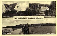 Marienheide - Pension Koch, Schloß Gimborn, Talsperre
